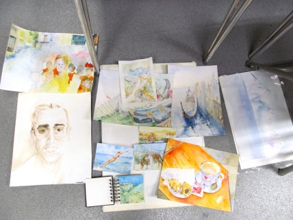 Lafranca watercolour group jpg