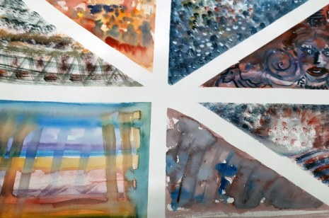 Watercolour student work 4